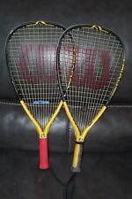 New listing 2 Wilson Triad 160 Racquetball Racquets
