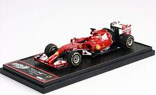 BBR 1/43 Ferrari F14-T Fernando Alonso / Kimi Raikkonen Launch Car 2014 BBRC136
