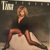 TINA  TURNER              LP              PRIVATE  DANCER