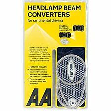 AA Eurolites European Headlight Deflectors Headlamp Converters Beam Adaptors  AA