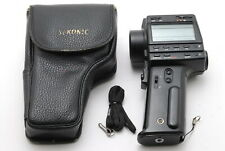 [Exc+5 w/Case] Sekonic Dual Spot F L-778 Light Exposure Meter Strap From JAPAN