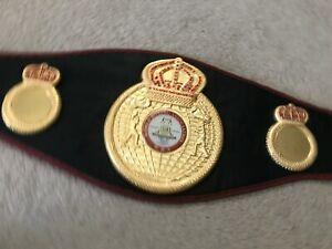 WBA High Quality Replica Boxing, Kick Boxing, MMA, Grappling  Championship Belt