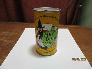 Hill Billy Joose 12 oz Pull Tab Soda Can 1970's Cotton Club Original
