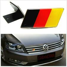 1pc Generic Germany German Flag Grille Grill Emblem Badge Sticker Free Return