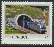 8138102 PM - Philatelietag St. Pölten - Oktober 2021 - Eisenbahn **pt0590