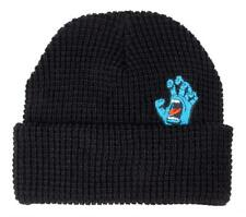 SANTA CRUZ Screaming Hand - Screamer Beanie - Skateboard / Snowboard / Surf Hat