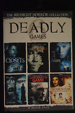 Midnight Horror Collection: Deadly Games (DVD, 2011, 2-Disc Set)