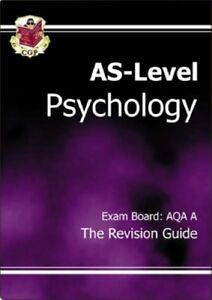 AS-Level Psychology AQA (A) Revision Guide-CGP Books