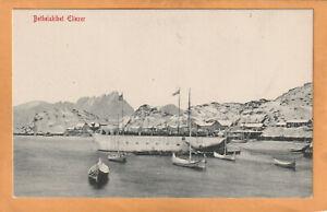 Bethelskibet Eliezer Norway 1908 Postcard