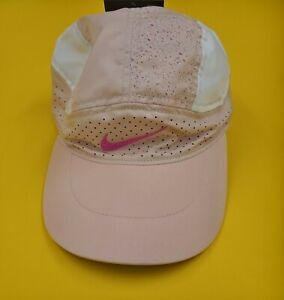 New Womens Nike Aerobill TailWind Running Hat CU7268-287