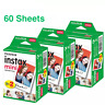 60 sheets Fujifilm INSTAX MINI Instant film picture for camera 7s/8/25/50/90/70