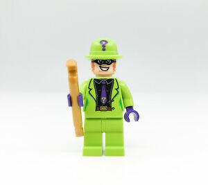 New Lego Super Heroes DC Batman Riddler MiniFigure 76120 76137