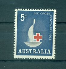 CROCE ROSSA - RED CROSS CENTENARY AUSTRALIA 1963