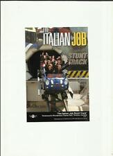 MINI COOPER SALES BROCHURE 1991  INC. ITALIAN JOB, RAC & MONTE CARLO ACCESSORIES
