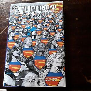 SUPERMAN  American Alien