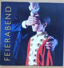 Feierabend - Feierabend - Deutschrock - CD neu