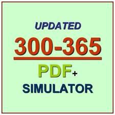 Deploying Cisco Wireless Enterprise Networks CCNP WIDEPLOY 300-365 Exam QA+SIM