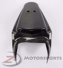 2006-2012 Daytona 675 Race Racing Rear Upper Tail Cowl Fairing 100% Carbon Fiber