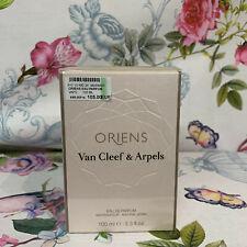 Parfum Oriens 100 ml VAN CLEEF & ARPEL Eau De Parfum NEUF Femme