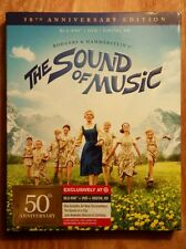 The Sound of Music (1965) Target Exclusive Blu-ray SLIPCOVER ONLY! NO MOVIE