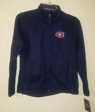 GIII Sports By Carl Banks Montreal Canadians NHL Large Jacket New.