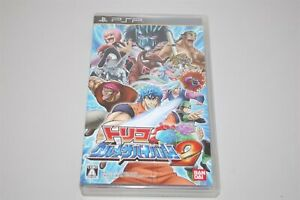 Toriko: Gourmet Survival 2 Japan Sony PSP game