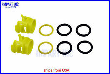 Volvo 850 C70 S70 V70 Heater Hose Clip & Seal Kit Connector 3545662