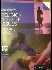 Oxford GCSE RELIGIOUS STUDIES FOR WJEC B-UNIT 1: Religion and Life Issues