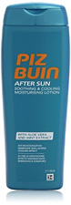 Piz Buin After Sun Soothing and Cooling Moisturising Lotion, 200 ml