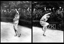 GLORIA SWANSON 4 Photos SEQUENCE DANSE PAOLO 1950s
