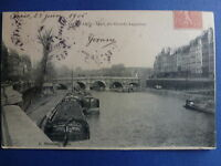 LOT 9142 TIMBRES STAMP CARTES ANCIENNES FRANCE ANNEE 1906