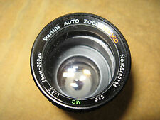 Starblitz 75-200mm F 4.5 Multi-coated Lens-for Minolta MD-Made in Japan-5 5/8""