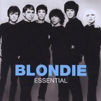 BLONDIE / DEBBIE HARRY ( NEW SEALED CD ) ESSENTIAL GREATEST HITS / VERY BEST OF