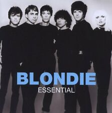 BLONDIE / DEBBIE HARRY ( NEW SEALED CD ) ESSENTIAL GREATEST HITS / VERY BEST OF