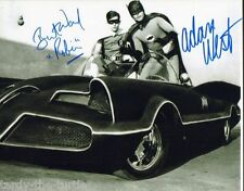 Adam West & Burt Ward 8 x 10 Autograph Reprint Batman the Original TV Series
