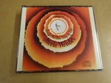 2-CD BOX / STEVIE WONDER - SONGS IN THE KEY OF LIFE - VOL. 1 & 2