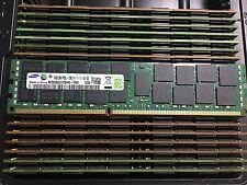 (B) Samsung 16GB PC3L-12800R DDR3 1600MHz ECC REG Server Memory M393B2G70BH0-YK0