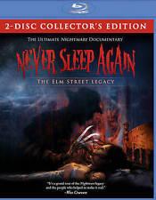 Never Sleep Again: The Elm Street Leg Blu-ray  NEW!!!FREE FIRST CLASS SHIPPING !