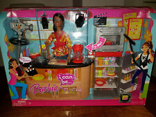 Barbie I Can Be TV Chef Playset  RARE