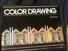 Color Drawing : A Marker-Colored-Pencil Approach by Michael E. Doyle (1981, HC)