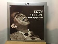DIZZY GILLESPIE- Havin' a Good Time in Paris ~ INNER CITY 7010 {nm promo} w/Byas