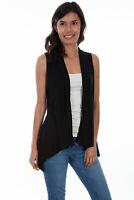 Scully Women's Lace Knit Vest HC594