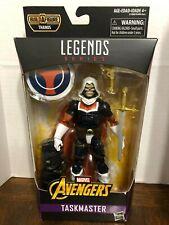 """Taskmaster Marvel Legends 6"""" Action Figure Avengers Thanos Series"""