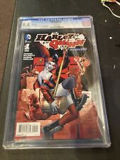 HARLEY QUINN #1 Cover E (2014 series) - 5th Printing Variant Cover - CGC 9.4