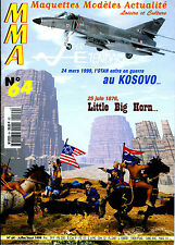 MMA, NUMERO 64 DE 1999, SUPER ETENDARD EN GUERRE AU kOSOVO