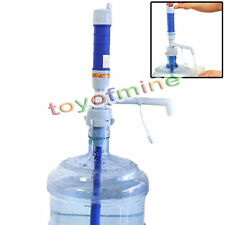 Electric Battery-Operated 5 Gallon Jug Drinking Bottled Water Pump with Switch