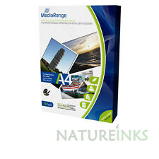 100 Mediarange 130 gsm Matt A4 single sided matte coated PHOTO paper MRINK101