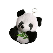Super Cute Soft Plush Stuffed Panda Animal Doll Toy Keyring Pendant Gift YU