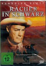 Rächer in Schwarz - Randolph Scott - DVD - NEU