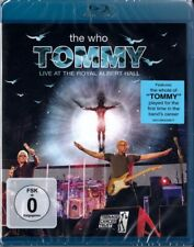 THE WHO: TOMMY, Live at the Royal Albert Hall (Blu-ray Disc) NEU+OVP